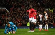 Pogba xuất sắc, Lukaku thông nòng, Man Utd huỷ diệt Newcastle