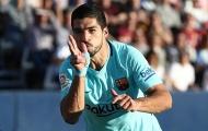 Suarez ăn mừng điên cuồng khi được giải tỏa cơn khát bàn thắng