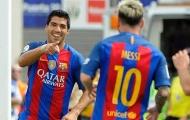 Suarez thông nòng, Barca lập thêm kỉ lục 'khủng'