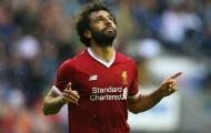 Từ ngày Suarez ra đi, Liverpool mới có một tiền đạo hay như Salah