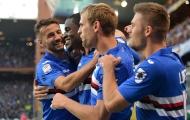 Đánh bại Juventus, Sampdoria khiến Serie A phải nể phục
