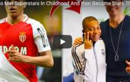 Kylian Mbappe thời bé đã gặp Ronaldo như thế nào?