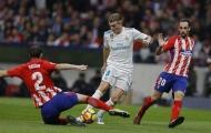 Màn trình diễn của Toni Kroos vs Atletico Madrid