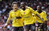 Adebayor tiết lộ những sự thật khó tin khi còn ở Arsenal