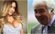 Siêu mẫu mê Liverpool từng khiến huyền thoại Arsenal bẽ mặt