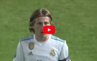 Màn trình diễn của Luka Modric vs Apoel