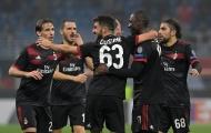 Đại thắng 5 sao, Milan chấm dứt chuỗi trận tệ hại