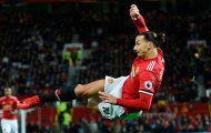 Ibrahimovic trở lại, Mourinho ngỏ ý 'trảm' Lukaku