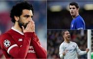 Đội hình kết hợp Liverpool - Chelsea: Hàng công 'bá cháy'
