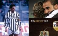 Đội hình vĩ đại nhất của Juventus sau 100 năm