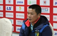 HLV Chu Đình Nghiêm: 'Tôi từng nói Quảng Nam đủ sức vô địch từ đầu mùa rồi'