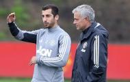 Mourinho lý giải quyết định 'trảm' Mkhitaryan