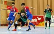 Chủ nhà Hoàng Thư Đà Nẵng chạm trán Cao Bằng ở vòng loại Futsal Cup Quốc gia 2017
