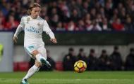 Luka Modric thể hiện ra sao vs Malaga?