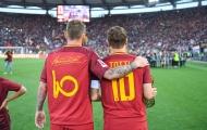 Totti lên tiếng bảo vệ đàn em trước 'búa rìu' dư luận