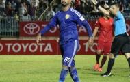Nhà giàu Trung Quốc nhắm 'sát thủ' người Brazil của Quảng Nam FC