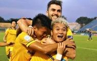 Điểm tin bóng đá Việt Nam tối 30/11: Thắng đậm B. Bình Dương, SLNA lần thứ 3 vô địch Cup Quốc gia
