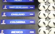 Bốc thăm vòng bảng World Cup 2018: Tây Ban Nha đụng Bồ Đào Nha, Anh đối đầu với Bỉ