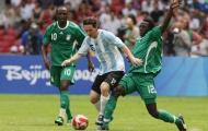 Argentina - Nigeria duyên nợ đến mức khó tưởng tượng