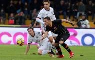 TRỰC TIẾP Benevento 2-2 AC Milan: Thủ môn ghi bàn (Hiệp 2)