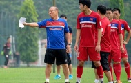 Đá 3-5-2, thầy Park muốn 'học' Arsenal hay... Man Utd?