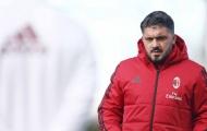 Gattuso đăm chiêu tìm phương án giải cứu AC Milan