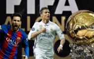 Pique, Hazard dự đoán Ronaldo giành Quả bóng vàng