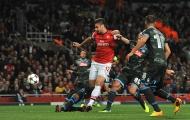 Tiền đạo Arsenal sẽ là mảnh ghép hoàn hảo cho Napoli?