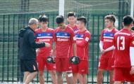 HLV Park Hang-seo phải loại 7 cầu thủ trước khi lên đường đi Thái Lan