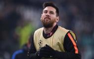 Nếu có thua Quả bóng vàng 2017, Messi vẫn mang tầm vóc vĩ đại
