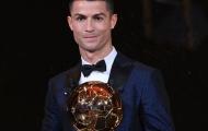 Ronaldo thách thức Messi cho Quả bóng vàng 2018