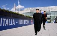 TIẾT LỘ: Nhà độc tài Kim Jong Un là fan cứng Inter Milan