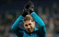 Sergio Ramos ĐỂ LỘ cái tên đầu tiên cập bến Real trong tháng Giêng