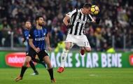 Nóng vội lẫn bạo lực, Juventus và Inter tự bắn vào chân nhau