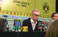 Ra mắt HLV Peter Stoger, Dortmund khiến châu Âu kinh ngạc
