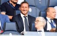 Totti 'giả tạo' sau buổi lễ bốc thăm Champions League