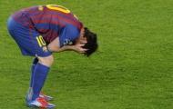 Lionel Messi, vì Chelsea là ám ảnh kinh hoàng