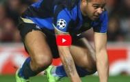 Trận đấu cuối cùng của Adriano cho Inter vs Man Utd