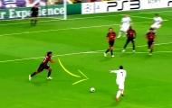 Khi Cristiano Ronaldo khiến Ronaldinho nổi đóa