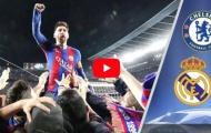 Top 10 trận đấu kinh điển ở vòng 16 đội Champions League
