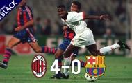CK Champions League 1993/94, AC Milan 4-0 Barcelona