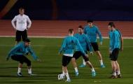Real Madrid sẵn sàng cho chung kết FIFA Club World Cup
