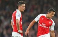 8 cầu thủ sắp tháo chạy khỏi Arsenal