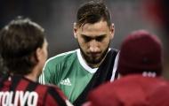 Gianluigi Donnarumma: Khi người đàn ông khóc...