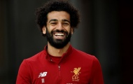 Salah 'nở mũi' khi nghe khi lời khen của Zidane