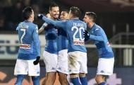 Đánh bại ngựa ô thành Turin, Napoli tái xuất ngôi đầu