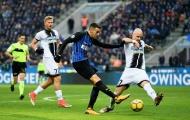 Dính đòn hồi mã cước, Inter Milan đứt mạch bất bại, đánh mất ngôi đầu