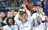 Khoảnh khắc Real Madrid đăng quang FIFA Club World Cup