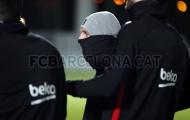 Messi trùm kín đầu trên sân tập, Barca sẵn sàng khiến Real nản lòng