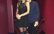 Ozil 'kiến tạo' cho sao Arsenal ghi bàn với vợ